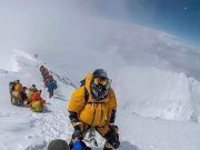 Everest Expedition via North
