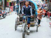 thamel rickshaw tour
